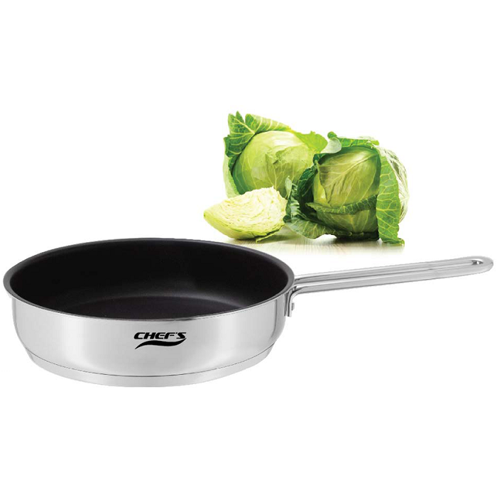 Chảo từ 3 lớp Chefs EH-FRY260
